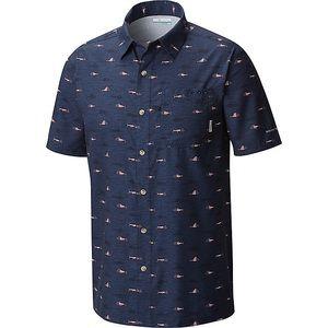 Columbia Men's PFG Super Slack Tide Camp Shirt (S)